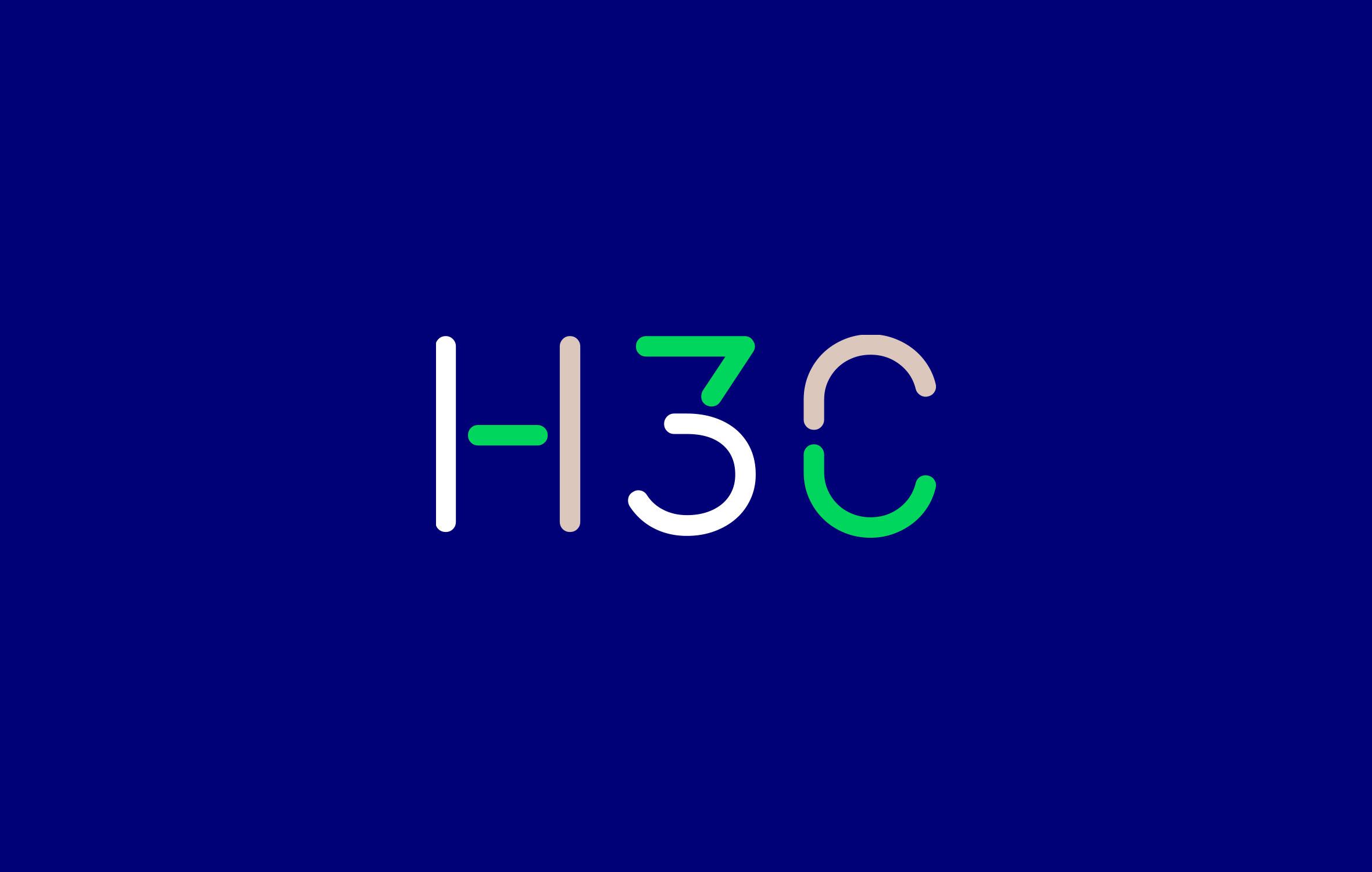 H3C - Projet immobilier - Logo - Bivouac Studio