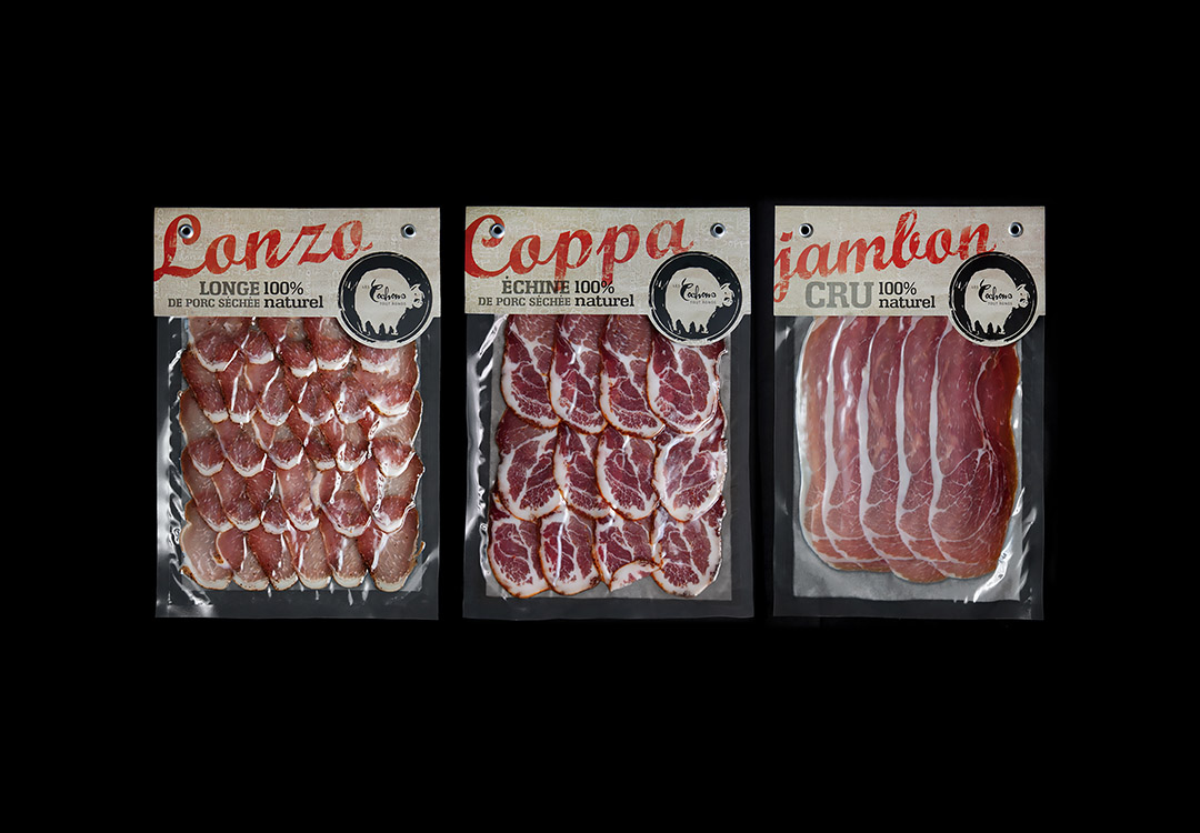 COCHONS TOUT RONDS PACKAGING