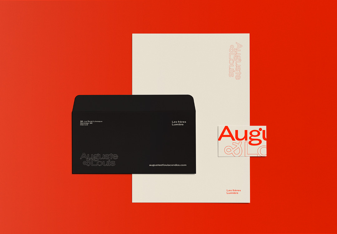 AUGUSTE & LOUIS