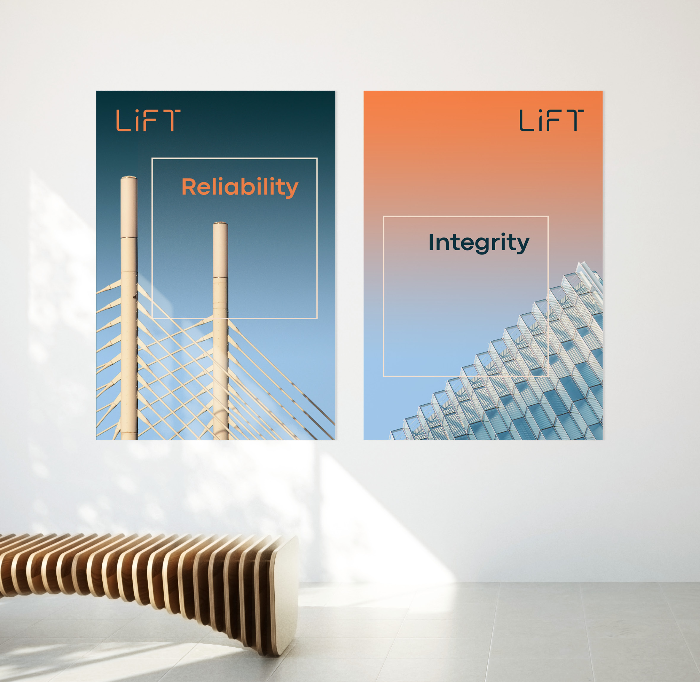 lift posters