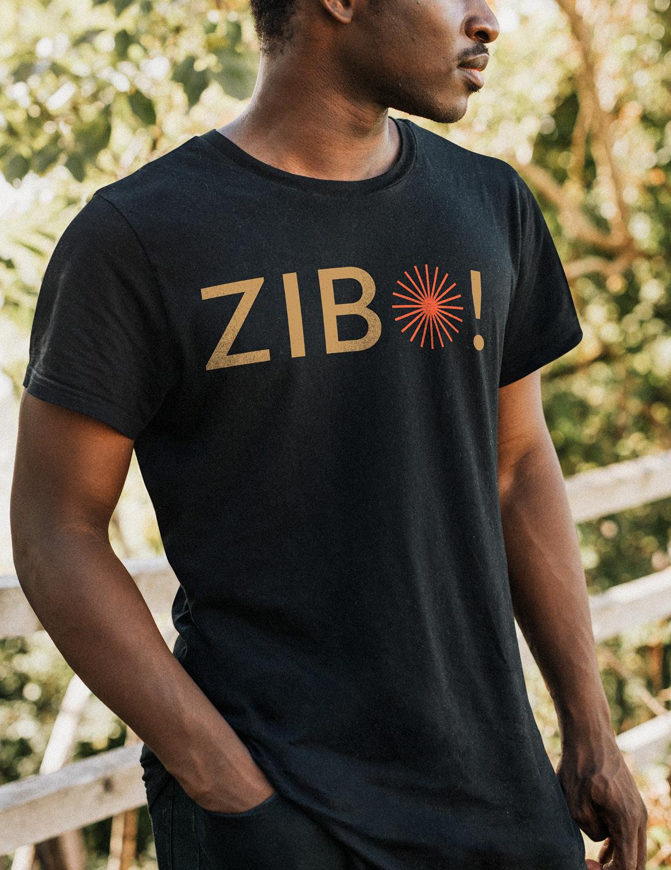 zibo! t-shirt